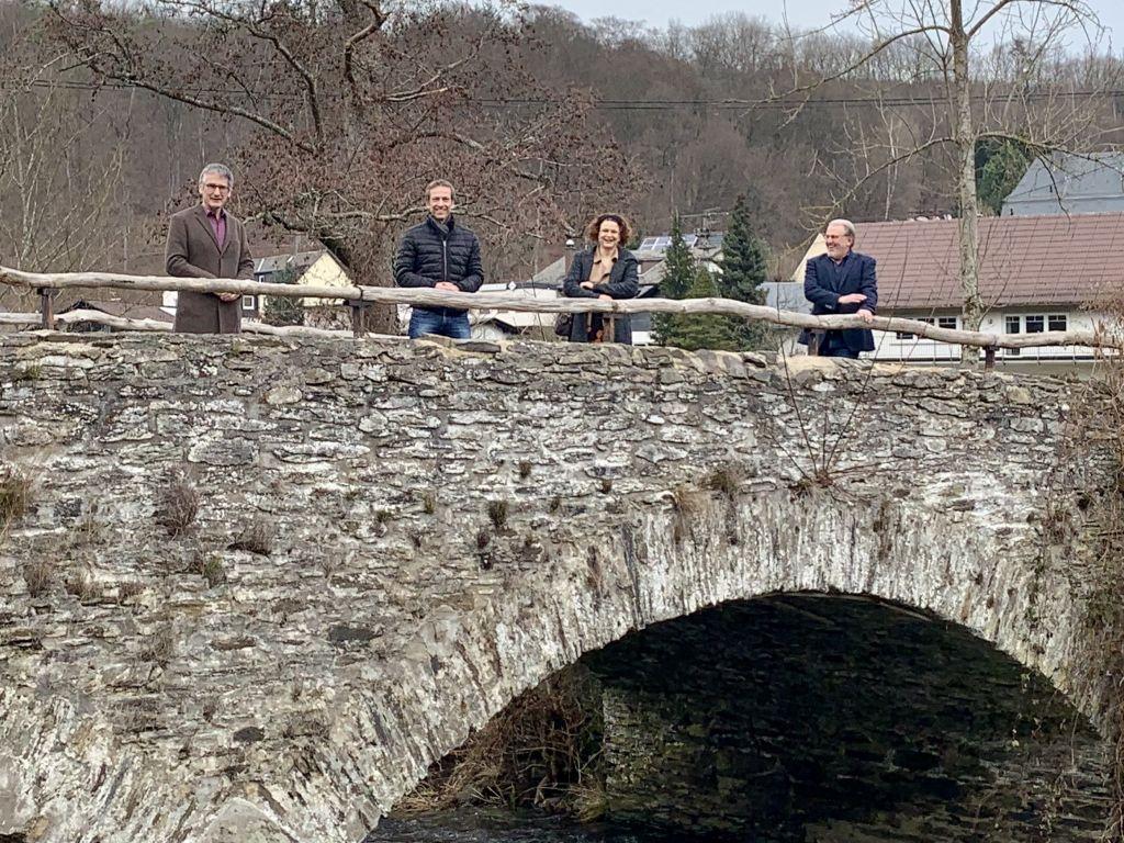 Limbachs historische Brücke kann mit Landeshilfe saniert werden