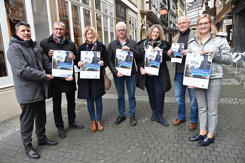 Verkaufsoffene Sonntage war Thema in Linz