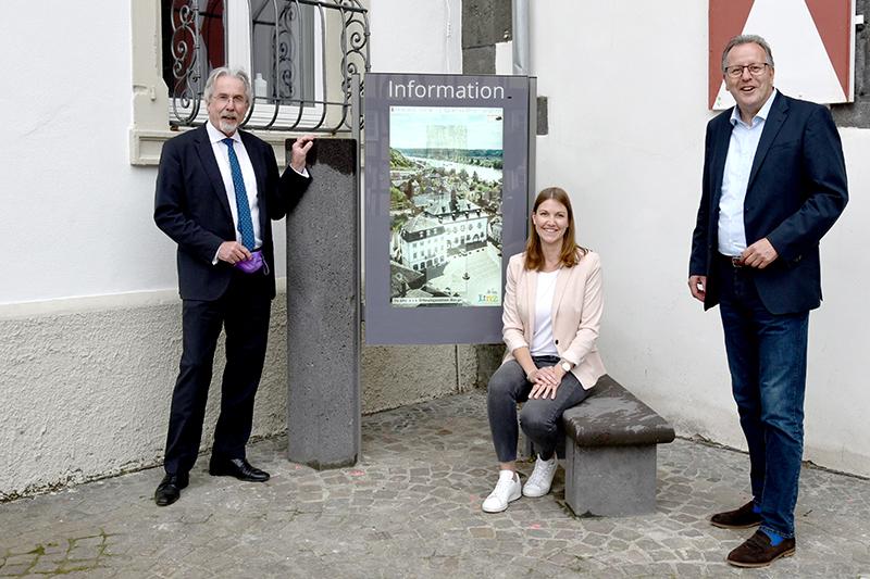 Bunte Stadt Linz ist auf dem Weg zur Smart City