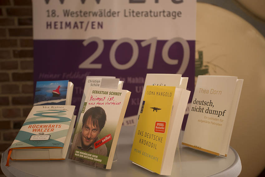 Westerw�lder Literaturtage beleuchten �Heimaten� in vielen Facetten