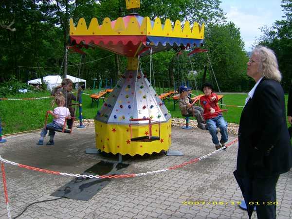 Sommerfest im Wildpark Gackenbach