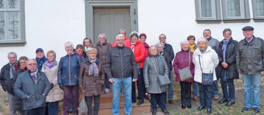 Betzdorfer Geschichtsverein erkundete Wetzlar