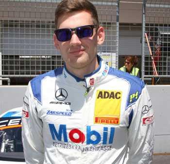 Luca Stolz aus Brachbach f�hrt zweimal unter die Top 6