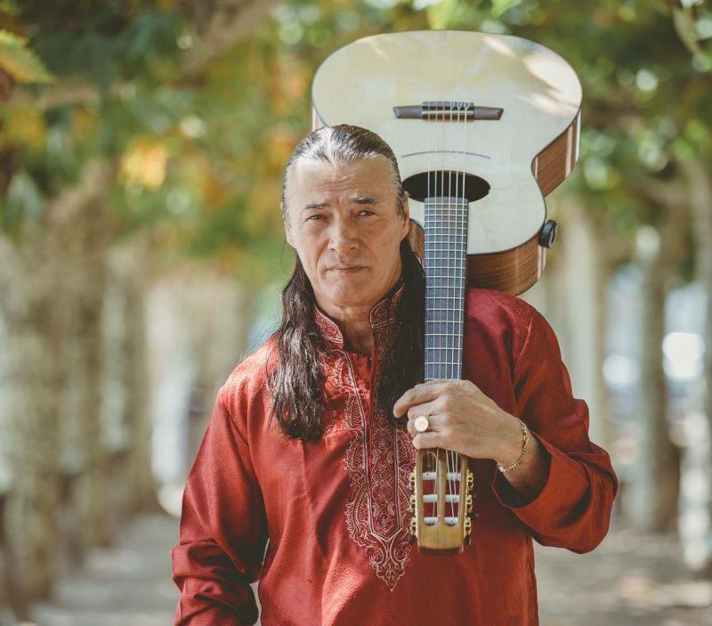 """Konzert mit dem """"Lulo Reinhardt Latin Swing Project"""""""