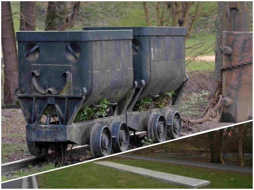 Wehbach: Relikte aus Erzbergbau und Hüttenwesen bald an Asdorftal-Radweg