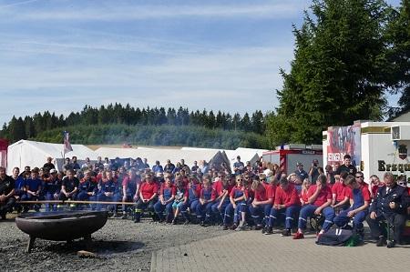 Kreisverband der Jugendfeuerwehr feierte 35. Geburtstag