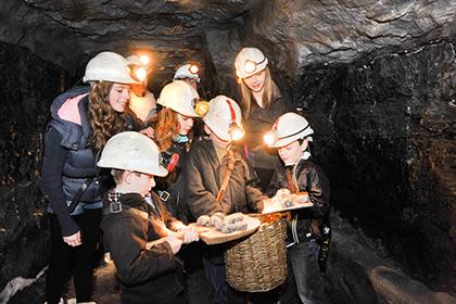 M�nnertag in Herdorf auf den Spuren des Bergbaus