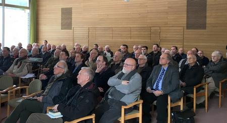 M�nnerarbeit des Evangelischen Kirchenkreises nominiert f�r Ehrenamtspreis