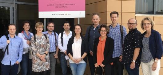 Wissener Berufsschullehrer besuchten Malta