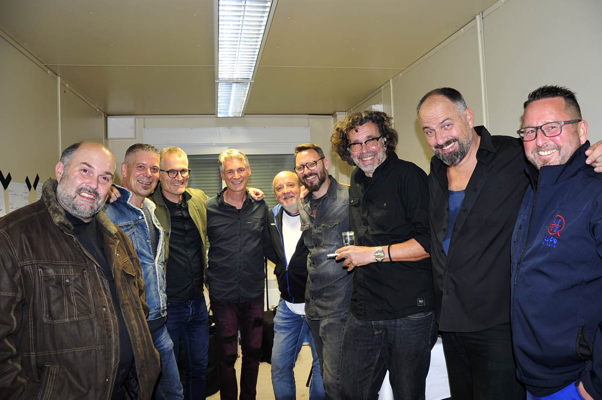 Kölsch Rock am Kloster Marienthal: BAP Tribute Band MAM begeisterte