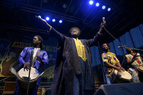 """""""Treffpunkt der Kulturen"""": Die Kuriere präsentieren Adama Dicko und Mama Afrika"""
