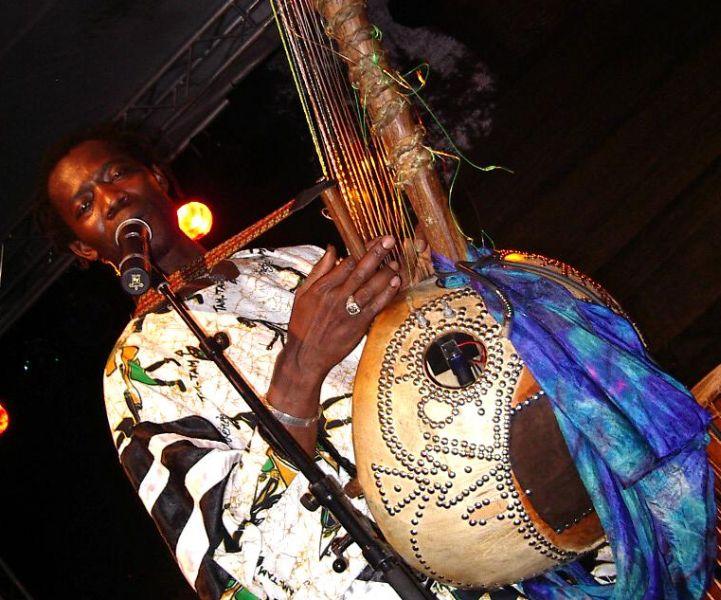 111. Weltmusikjubiläum mit Künstlern aus Afrika und Europa
