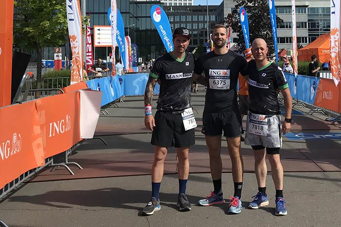 MANNschaft finishte beim ING Night Marathon in Luxemburg