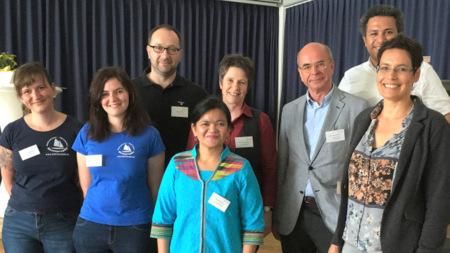 Männerarbeit im Kirchenkreis Altenkirchen in Bonn vorgestellt