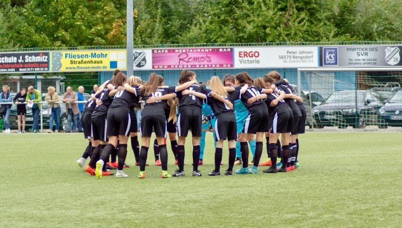 Rengsdorfer U17-Juniorinnen empfangen am Samstag Iserlohn