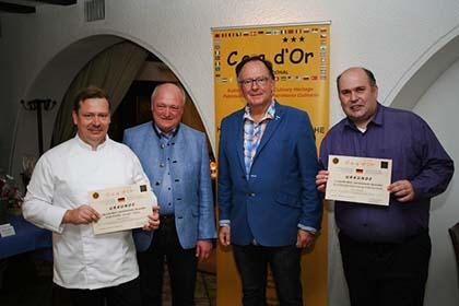 Erster Coq d´Or Wein- und Käsemarkt lockte nach Marienthal
