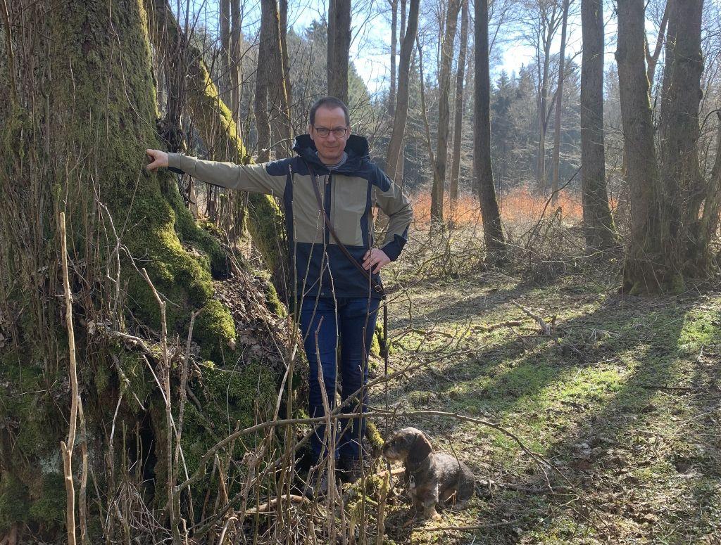 Martin Keßler ist neuer Revierleiter im Bildungsrevier Alpenrod/Gehlert
