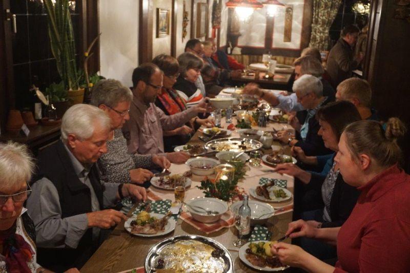Organisatoren des Martinspilgerweges trafen sich im Weinhotel