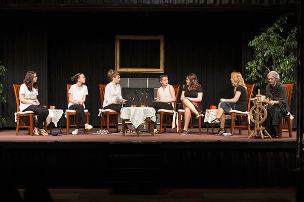"""Theater AG des MBG zeigt """"Romeo und Julia"""""""