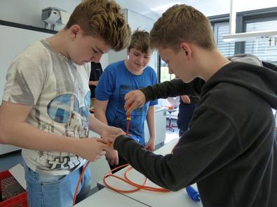 Tag der Berufsorientierung an der Marion-Dönhoff-Realschule plus