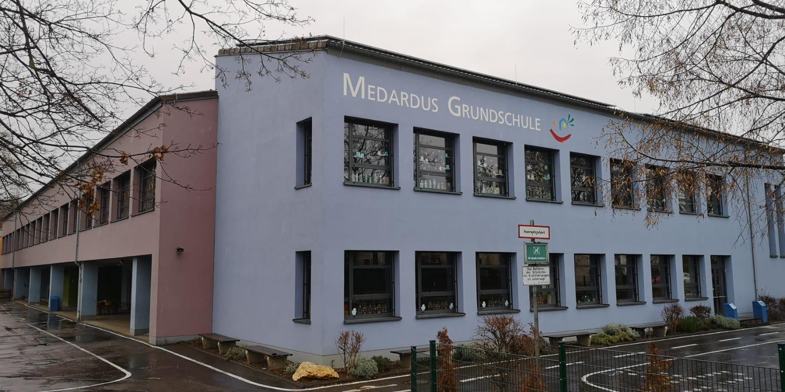 In Medardus-Grundschule in Bendorf eingebrochen
