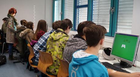 Datenschutz im Internet in Workshops kennengelernt