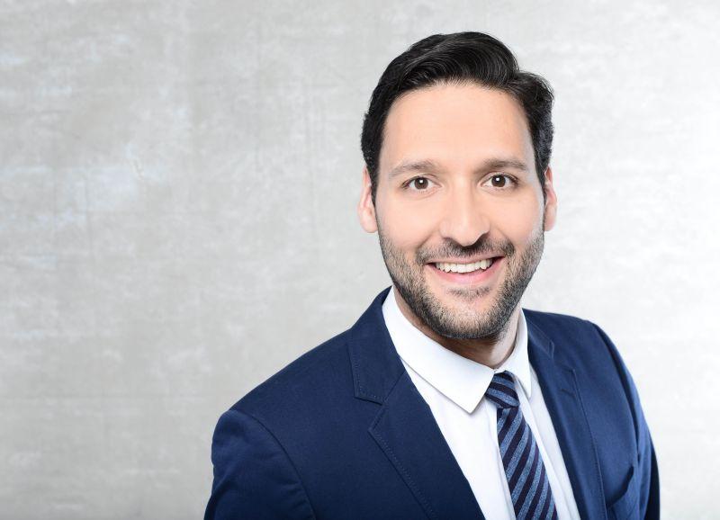Mehran Faraji ist neuer Vorsitzender der Sportjugend Rheinland. Foto: SBR