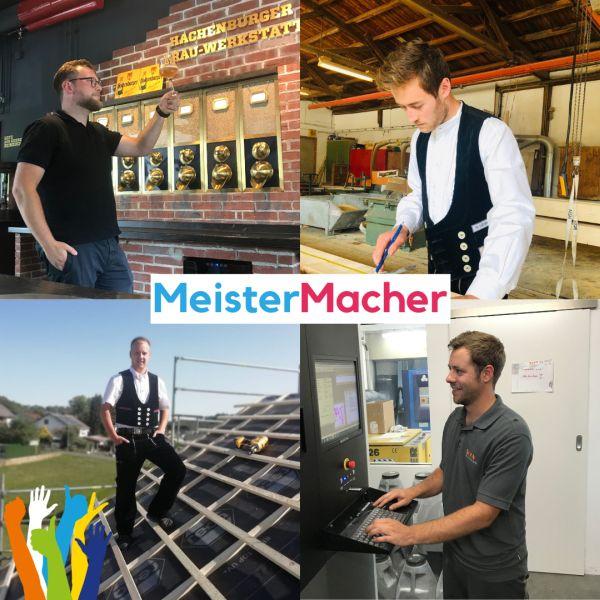 """Der Westerwaldkreis ist die Heimat junger """"MeisterMacher"""""""