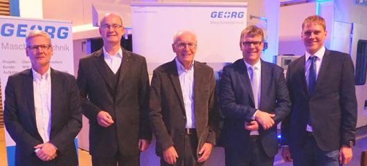 Metall-Forum: �Mittelstand 4.0� war Thema