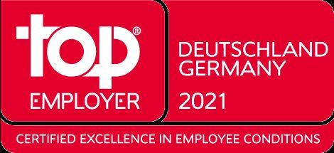 Metsä Tissue als Top Employer 2021 in Deutschland ausgezeichnet
