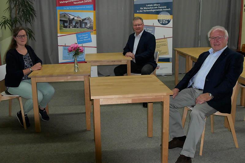 Lions Club Rhein-Wied fördert integrativen Sprachkurs