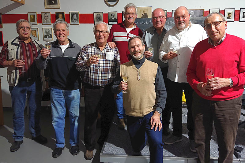 25 Jahre Dirigentschaft beim Linzer Männergesangverein