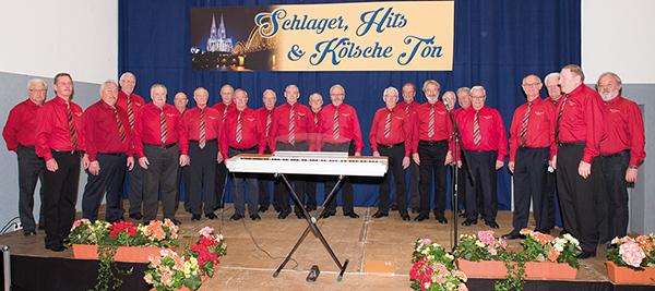 Männerchor Rengsdorf präsentiert Nacht der Musicals