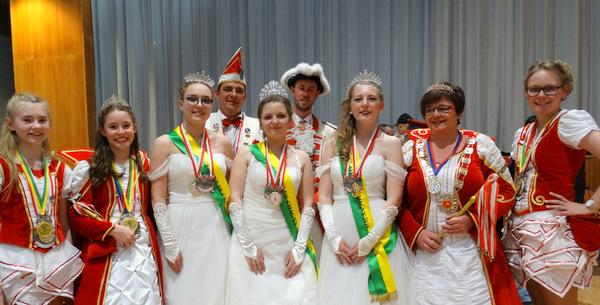 Lange Tradition: Wissener Karnevalisten besuchten die Mi-Carême in Chagny
