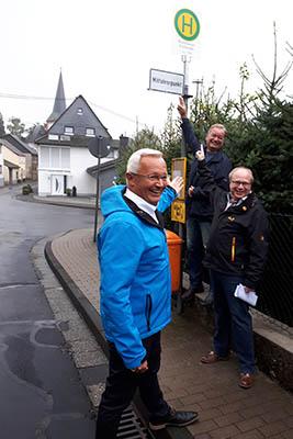 Mitfahrpunkt in Bruchhausen - Mehr Mobilität für Bürger