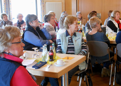 Landfrauen im Bezirk Altenkirchen haben Jubil�umsjahr im Blick