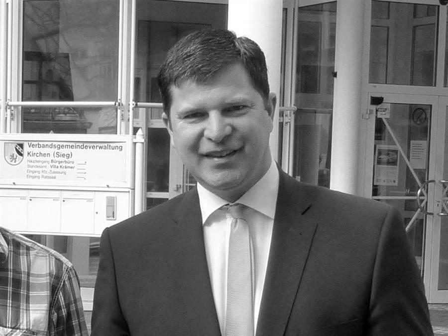 Kirchens Verbandsgemeindebürgermeister Maik Köhler gestorben