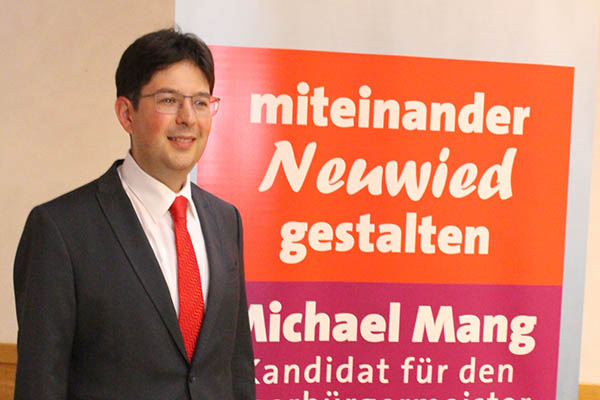SPD wählt Michael Mang zum Kandidaten für OB-Wahl