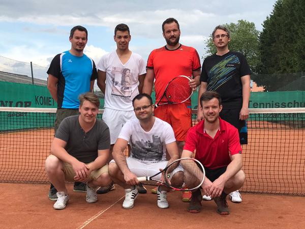 Daufenbacher Herren schaffen sensationell 2. Aufstieg in Folge