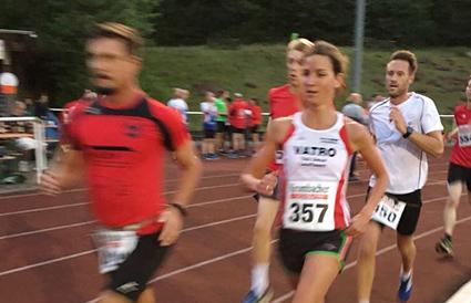 Fünf Podestplätze beim Molzberglauf für die Läufer vom SVS Emmerzhausen