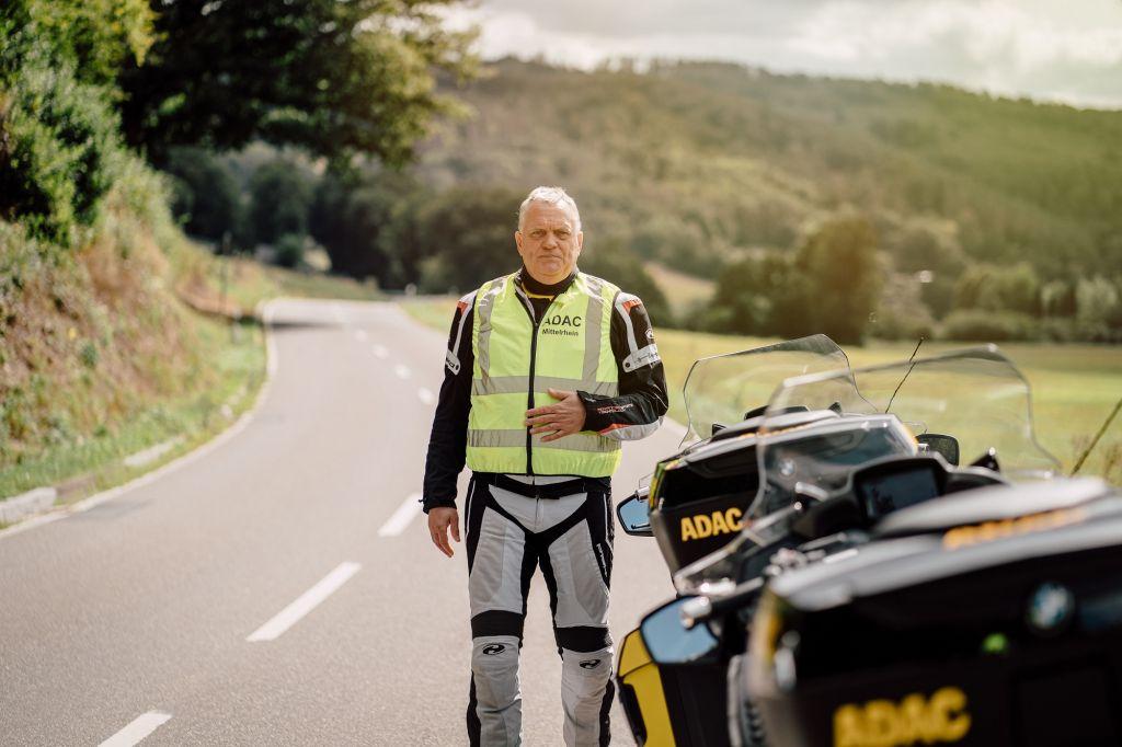 Mit dem Motorrad sicher unterwegs