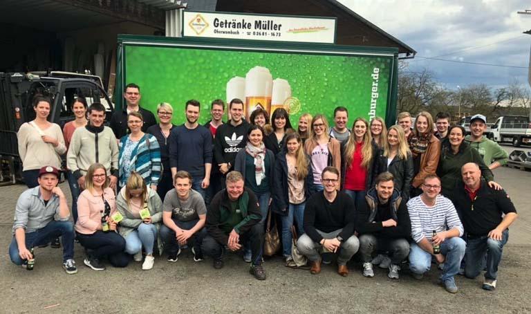 40 Jahre Getränke Müller: Das wird gefeiert | AK-Kurier.de