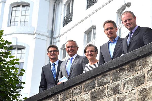 Landesmusikakademie in Engers muss erweitert werden