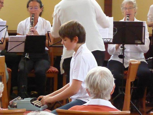 Musikalische Zeitreise in Senioren-Residenz Sankt Antonius