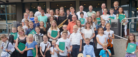 """""""Musikschule musiziert"""": Es gab nur Gewinner"""