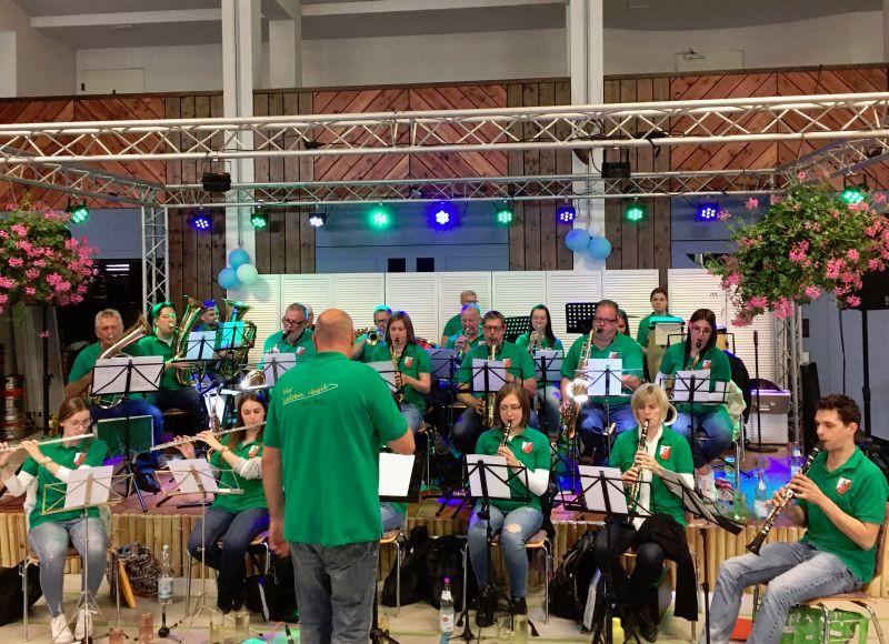 Musikverein Herschbach unternahm Ausflug in die Pfalz