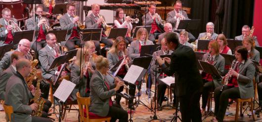 Musikverein Dermbach brachte das Kino zur�ck nach Herdorf