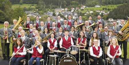 Blues, Soul and Rock �n� Roll beim Musikverein Dermbach