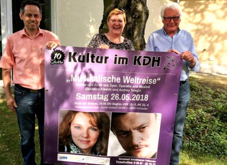 """""""Musikalische Weltreise"""" mit der Horhausener Kultur-AG"""