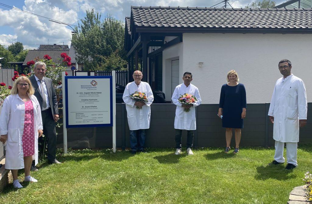 Neuer Arzt in der MVZ-Praxis in Urbach